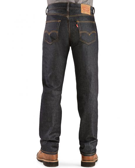 Levi's � 505 Jeans - Rigid Straight Leg