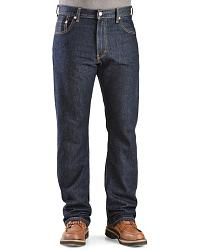 Levi's � Jeans 517 Boot Cut - Rinsed at Sheplers