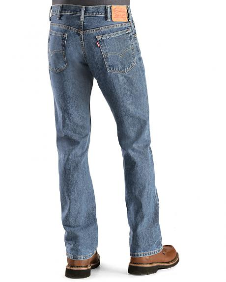 Levi's �  517 Jeans - Prewashed Boot Cut