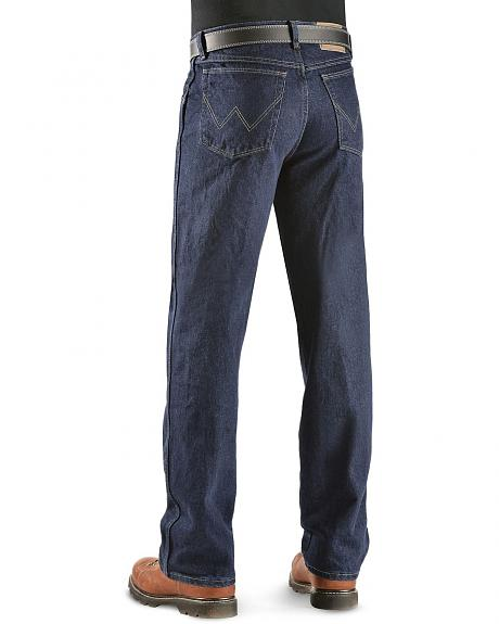 Wrangler Jeans - Rugged Wear Classic Fit