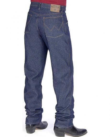 Wrangler jeans - Rugged Wear relaxed fit rigid