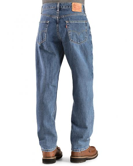 Levi's � 550 Jeans - Prewashed Relaxed Fit