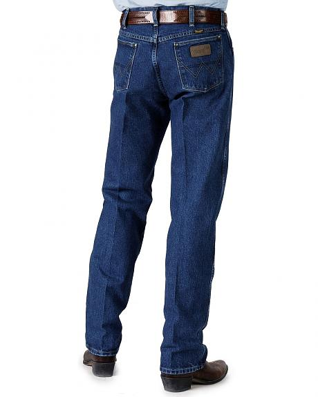 Wrangler jeans - 31MWZ George Strait relaxed fit