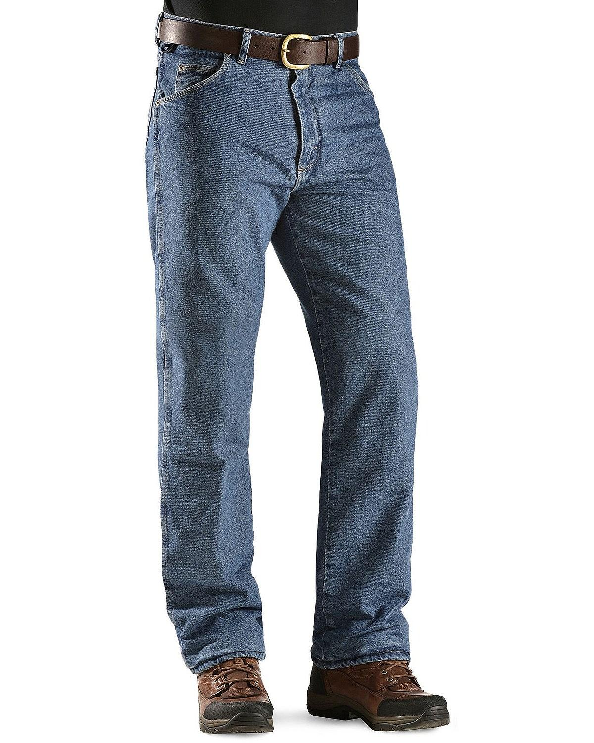 Shop men's flannel-lined jeans - relaxed fit in Men's at Eddie Bauer. % Satisfaction guaranteed. Since