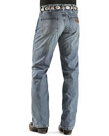 Wrangler Jeans - Premium Patch Retro Slim 77