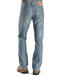 Levi's ®  527 ® Jeans - Prewashed Low Boot Cut at Sheplers