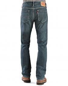 Levi's �  527 Jeans - Prewashed Low Rise Boot Cut