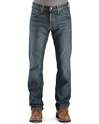 Levi's �  527 � Jeans - Prewashed Low Boot Cut at Sheplers