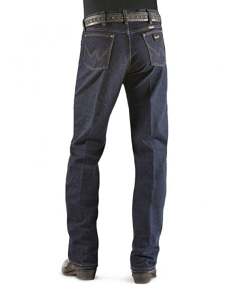 Wrangler Jeans - 13MWZ Original Fit Silver Edition