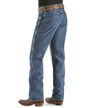 Wrangler Jeans - 31MWZ Relaxed Fit Premium Wash