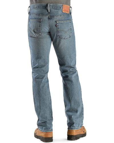 Levis  514 Jeans Prewashed Slim Fit Western & Country 00514-4257