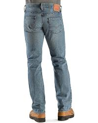 Levi's ® Jeans 514 Slim Straight - Prewashed at Sheplers