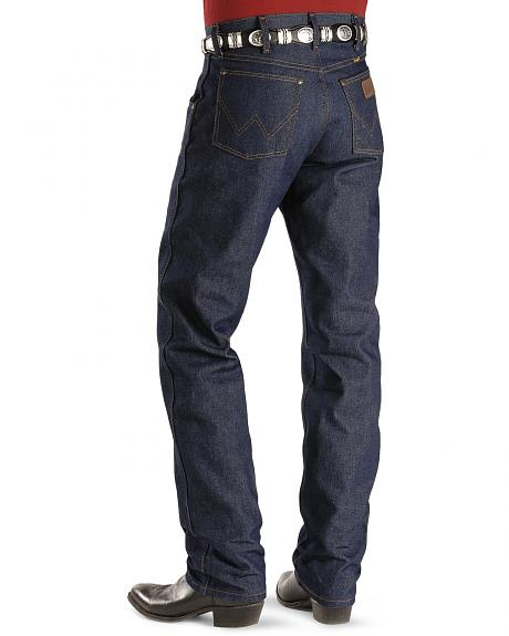 Wrangler Jeans - 47MWZ Original Fit Rigid