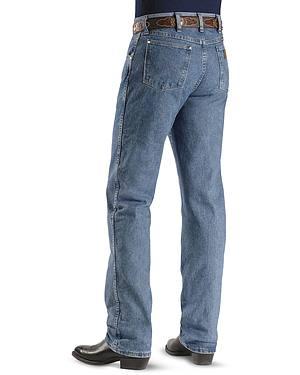 Wrangler Jeans - 47MWZ Original Fit Stonewash