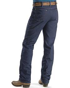 Wrangler Jeans - Cowboy Cut 36 MWZ Slim Fit Indigo