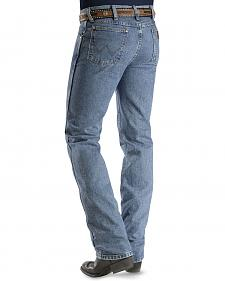 Wrangler Jeans - Cowboy Cut 36MWZ Slim Fit Jeans Stonewash