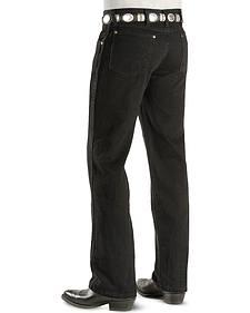 Wrangler Jeans - Cowboy Cut 36 MWZ Slim Fit Black