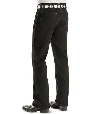 Wrangler Jeans - Cowboy Cut 36 MWZ Slim Fit Black