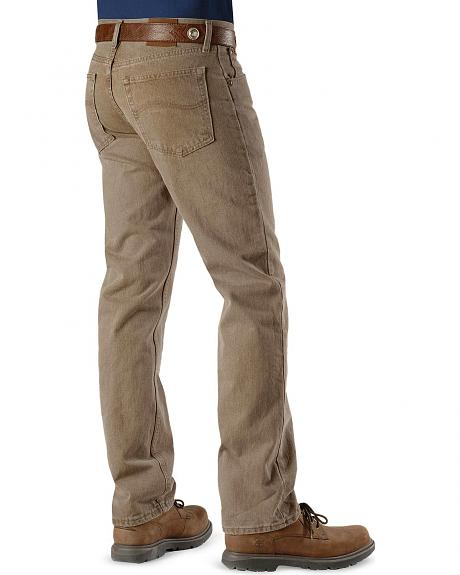 Lee Jeans - Regular Fit Straight Leg