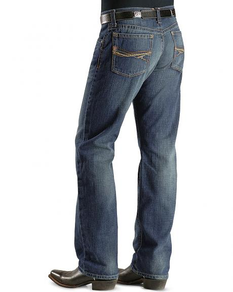 Ariat Denim Jeans - M3 Legend Wash Athletic Fit