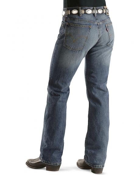 Levi's ® 517 Jeans - Blue Ice Slim Fit Boot Cut Jeans