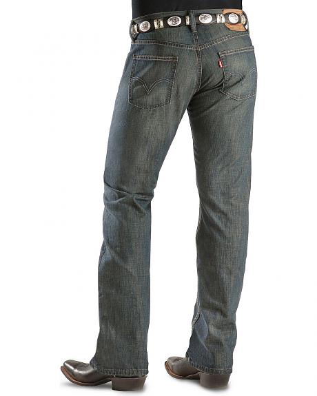 Levi's � 514 Jeans - Prewashed Dirt Rush Slim Fit