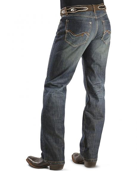 Petrol Jeans - Henley Straight Leg Regular Fit