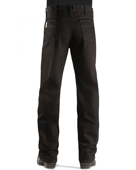 Cinch � Jeans - Cole Relaxed Fit Black Denim - Reg
