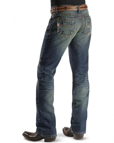 Ariat Denim Jeans - M4 Baron Relaxed Fit - Reg