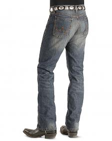 Wrangler Jeans - Dark Knight Denim Retro Slim Fit