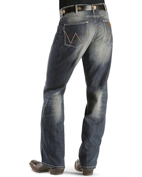 Wrangler Jeans Limited Edition Retro Austin Boot-cut