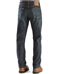 Levi's ® Jeans 514 Kale Slim Straight Leg at Sheplers