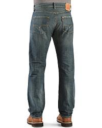 Levi's � Jeans 501 Original Fit Straight Leg at Sheplers