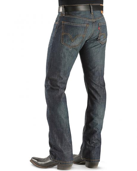 Levis � Jeans 527� Andi Low Boot Cut - Prewashed