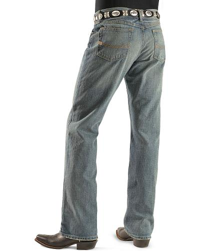 Ariat Denim Jeans M4 Blue Canyon Relaxed Fit Western & Country 10009425