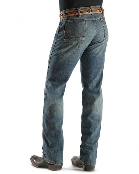 Wrangler Jeans - Retro Rocky Top Straight Slim Fit