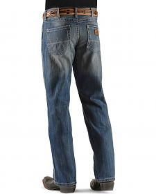 Wrangler Jeans - Pale Ale Retro Boot Cut