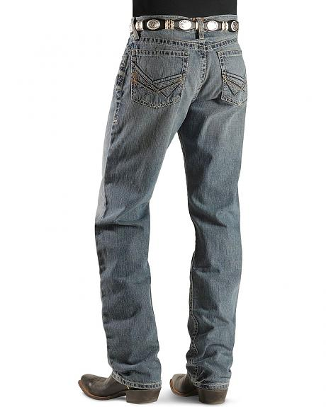 Ariat Denim Jeans - M3 Athletic Gunsmoke Horizon Relaxed Fit