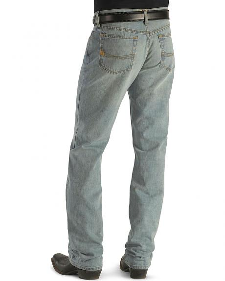 Ariat Denim Jeans - M2 Blue Lightning Jeans Relaxed Fit