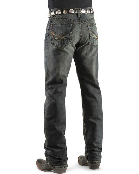 Ariat Denim Jeans - M4 Duster Tracker Relaxed Fit