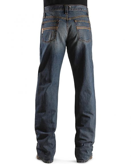 Cinch � Jeans - Carter Dark Relaxed Fit Boot Cut Jeans