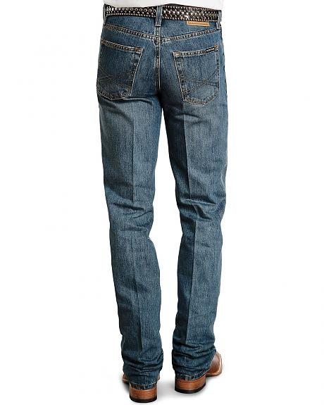 Stetson Straight Leg Slim Fit Jeans