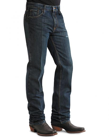 Stetson Dirty Destruction Slim Fit Jeans