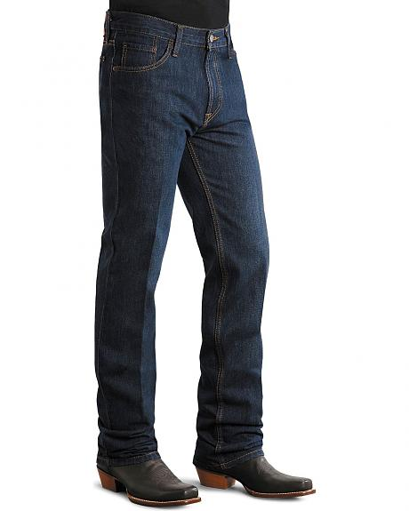 Stetson Slim Fit Denim Jeans - Boot Cut