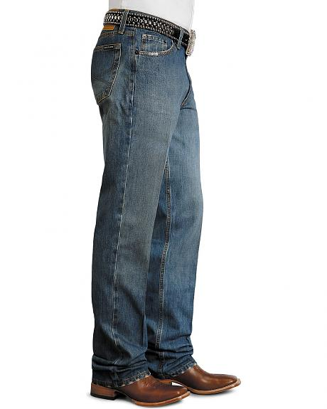Stetson Slim Fit Boot Cut Jeans