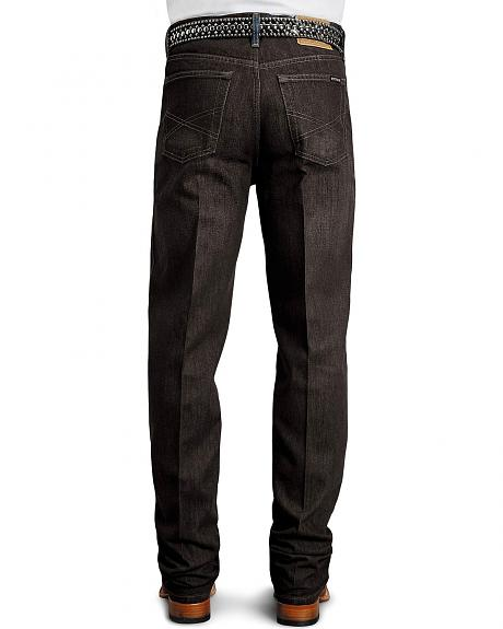 Stetson Standard Relaxed Fit Bootleg Jeans