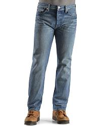 Levi's � Jeans 501 Rough and Tumbled Original Fit at Sheplers