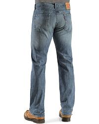 Levi's � 505 � Straight Fit Standardized Jeans at Sheplers