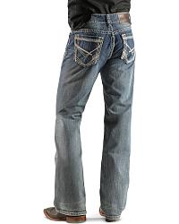 Men's Rock & Roll Cowboy Double Barrel Jeans