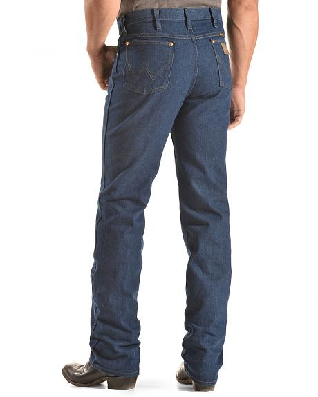 Wrangler 936 Prewashed Denim Jeans